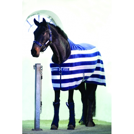 Couverture Horseware polaire Rambo newmarket