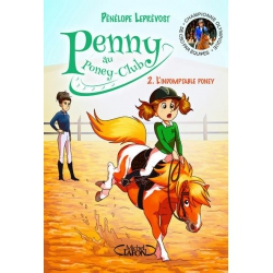 Penny, Tome 2 L'indomptable poney