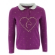 T-shirt Equi-Kids Pony-Love Strass