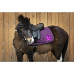 Tapis Equi-Kids sequin