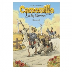 Camomille tome 7