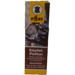 Effax brillant noir botte 75ml