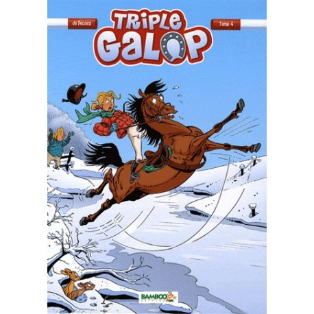 BD Triple Galop - Tome 4