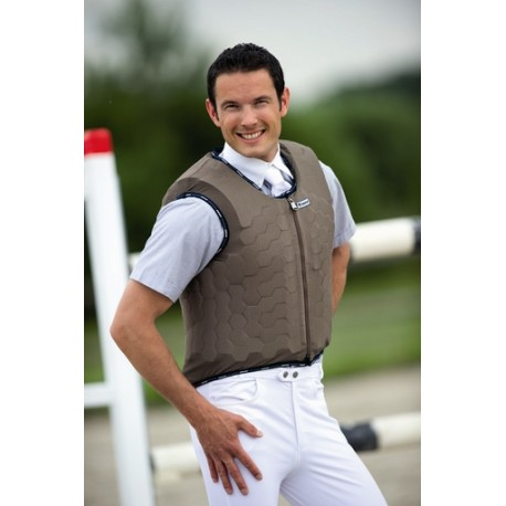 Homme Gilets Balios Horsewood 3 Gilet Protections Dos xQeBCWrdoE
